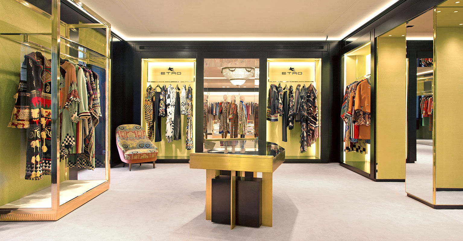 Etro Official Website Men S Women S Clothing And Accessories
