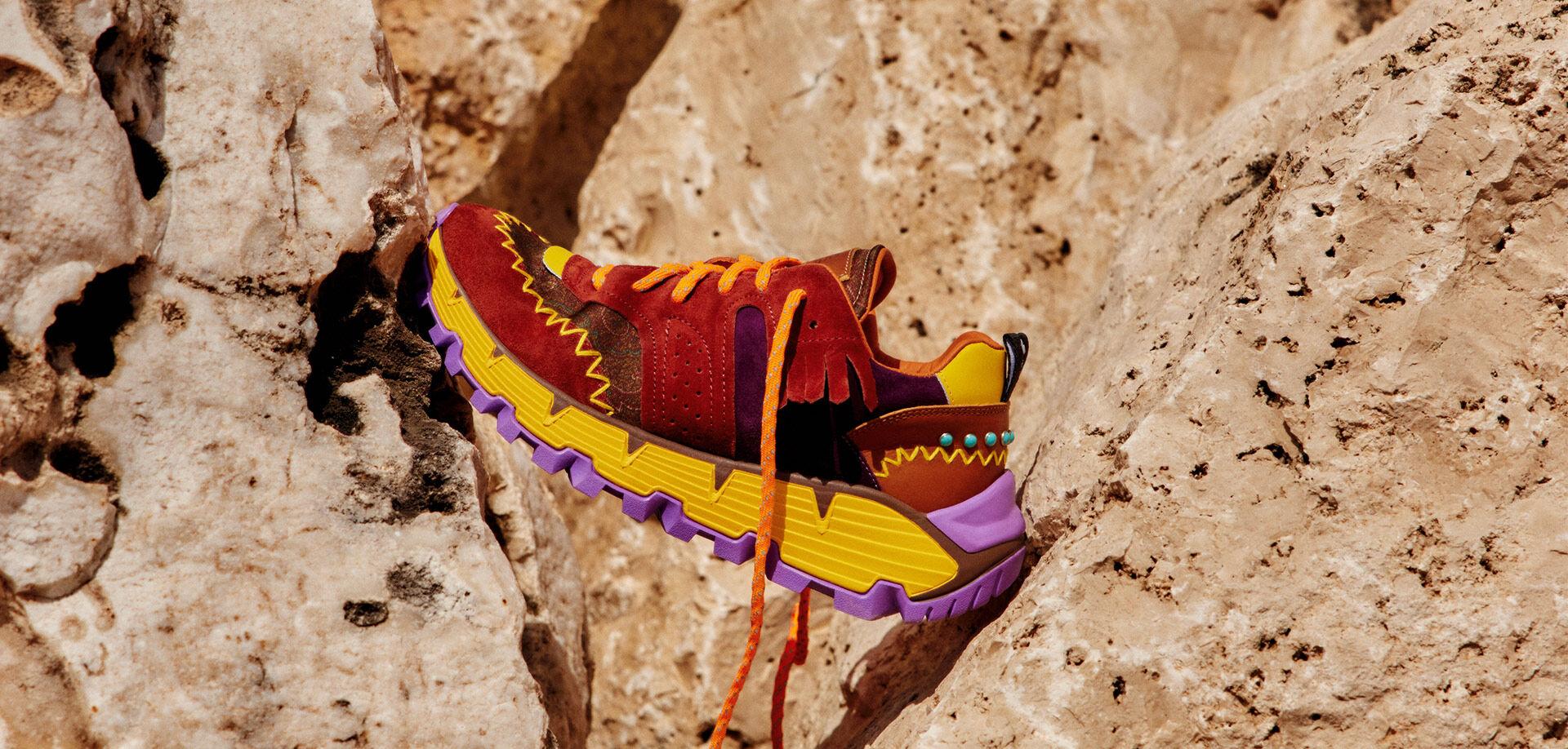 ETRO_Earthbeat sneakers