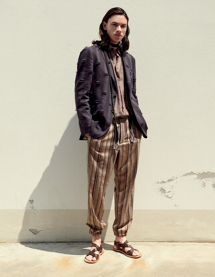ETRO_MEN'S COLLECTION SPRING-SUMMER 2020
