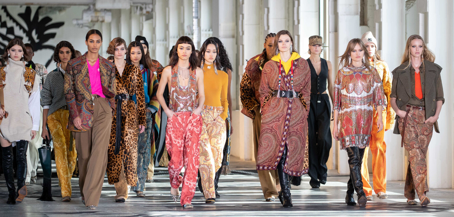 ETRO_WOMEN'S FALL-WINTER 2021 FASHION SHOW