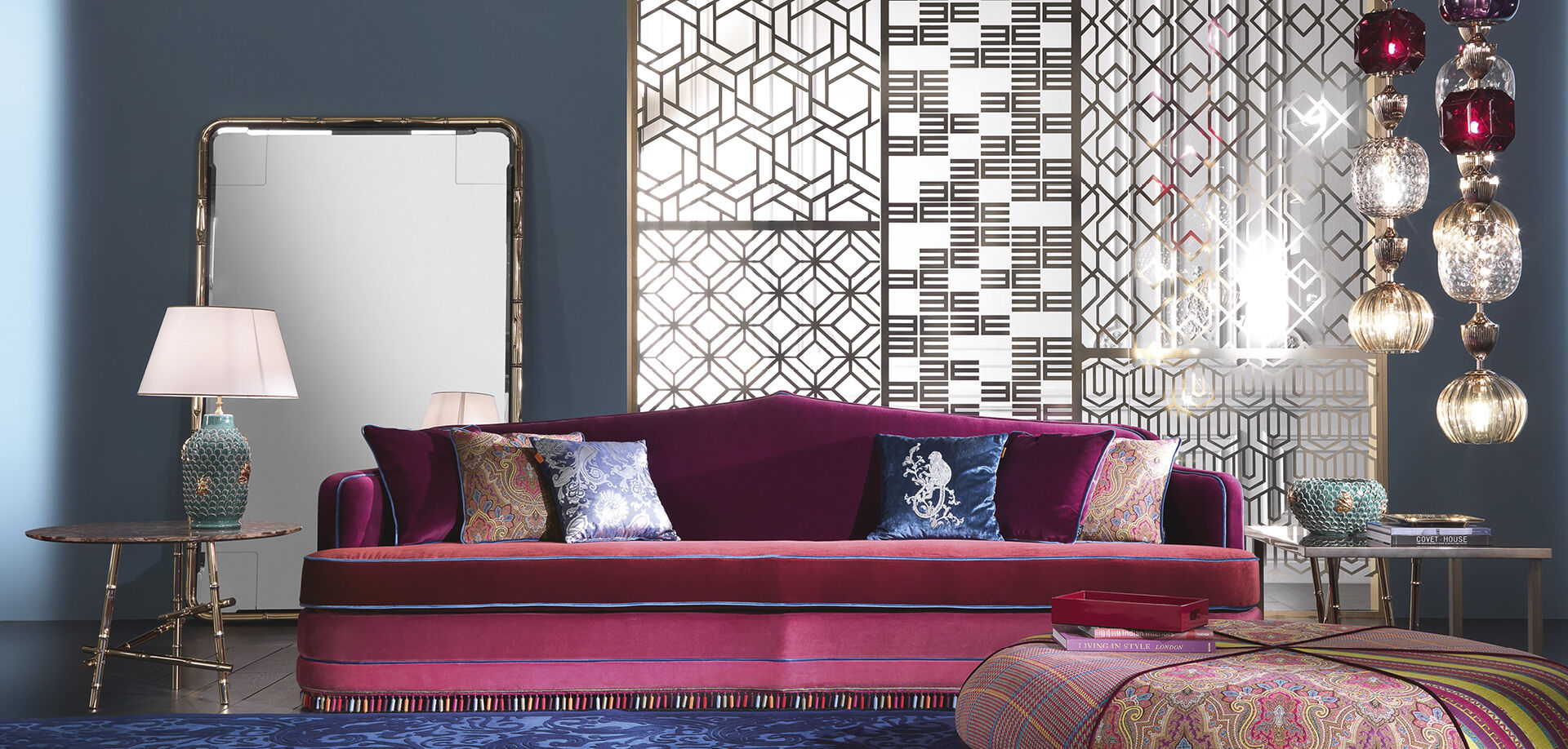 Home Interiors Collection Etro