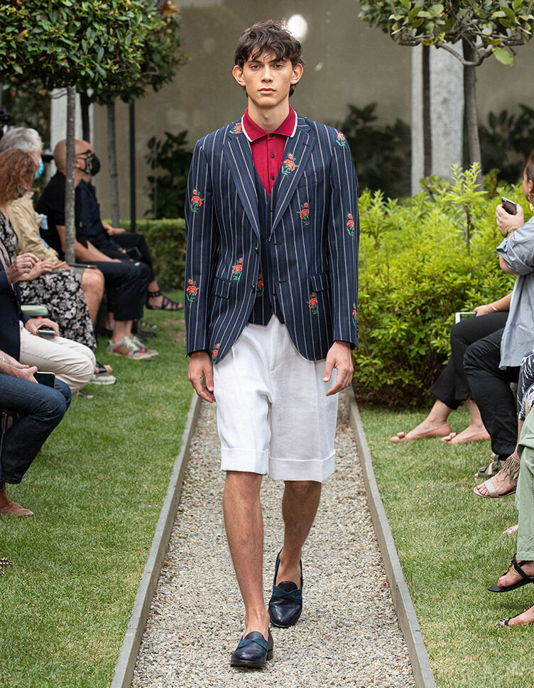 ETRO_MEN'S SPRING-SUMMER 2021 COLLECTION FASHION SHOW