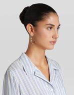 FLORAL PENDENT EARRINGS