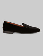 LOAFERS WITH EMBROIDERY