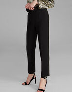 TROUSERS WITH SIDE BAND