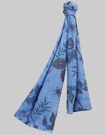 花卉印花围巾