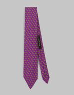 微型PEGASO印花领带