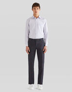 TAILORED TROUSERS WITH PAISLEY PATTERNS