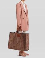 PAISLEY SHOPPING BAG