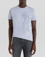 T- SHIRT WITH EMBROIDERY