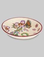 椭圆陶瓷托盘