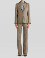 PRINCE OF WALES CHECK TAILORED JACKET