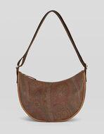 PAISLEY HOBO BAG WITH CLUTCH