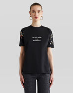 ラマージュペイズリープリント Tシャツ