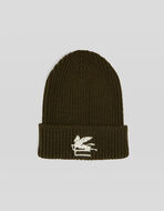 WOOL HAT WITH PEGASO