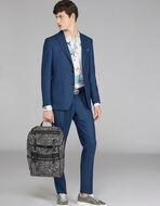 ウール アンコンストラクテッド スーツ