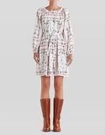 MINI FLORAL PRINT DRESS