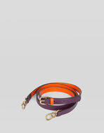 REMOVABLE MULTICOLORED SHOULDER STRAP