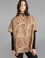 DOUBLE-FACE PONCHO