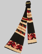 TRICOT SCARF