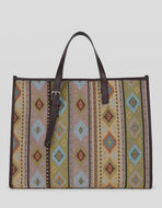 CARPET PRINT SHOPPING BAG