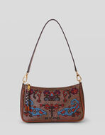 MINI PAISLEY BAG WITH EMBROIDERY