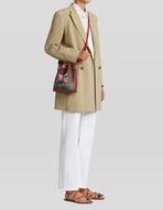 MINI PAISLEY WITH PEGASO BUCKET BAG