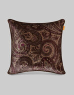 CUSCINO IN VELLUTO STAMPA PAISLEY