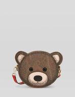 PAISLEY TEDDY BEAR BAG