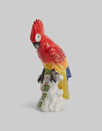 DECORATIVE CERAMIC PARROT