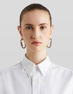SNAP-HOOK EARRINGS