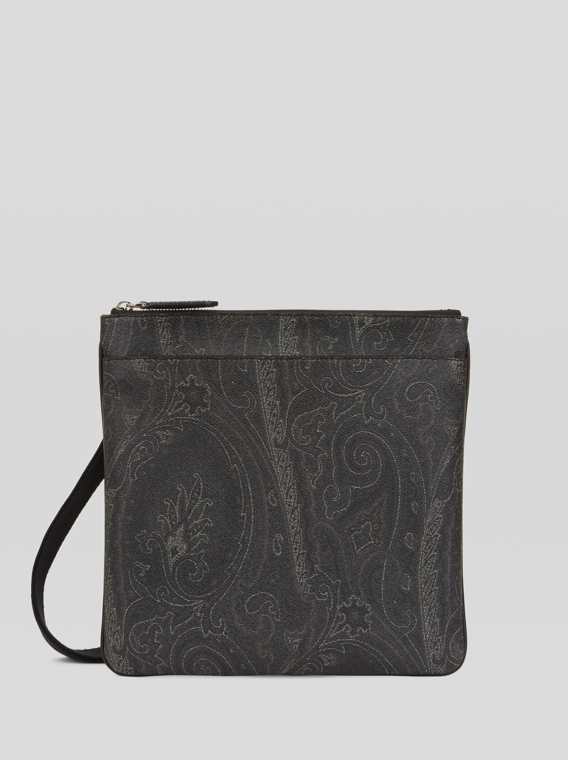 PAISLEY MESSENGER BAG