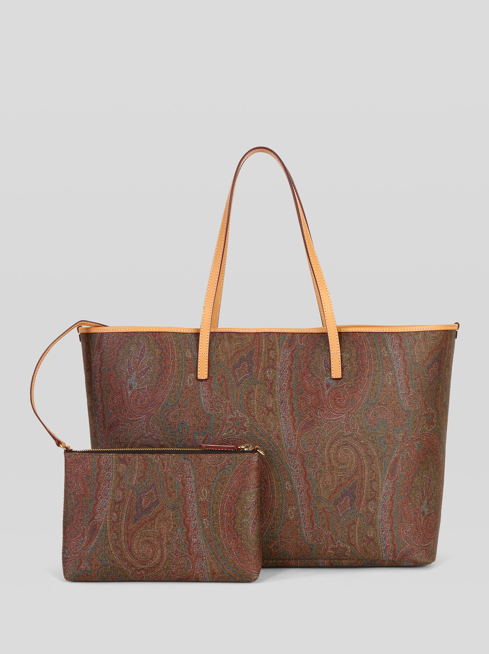 LARGE PAISLEY TOTE BAG