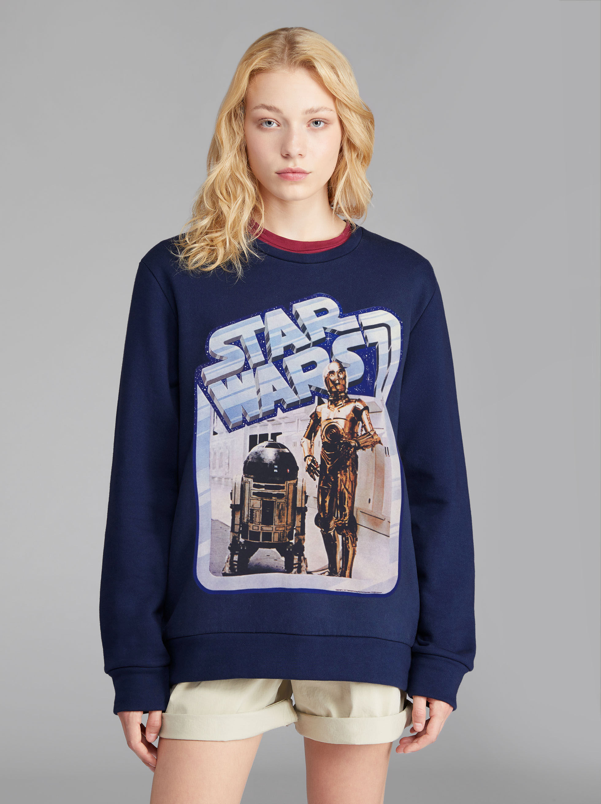 FELPA ETRO X STAR WARS