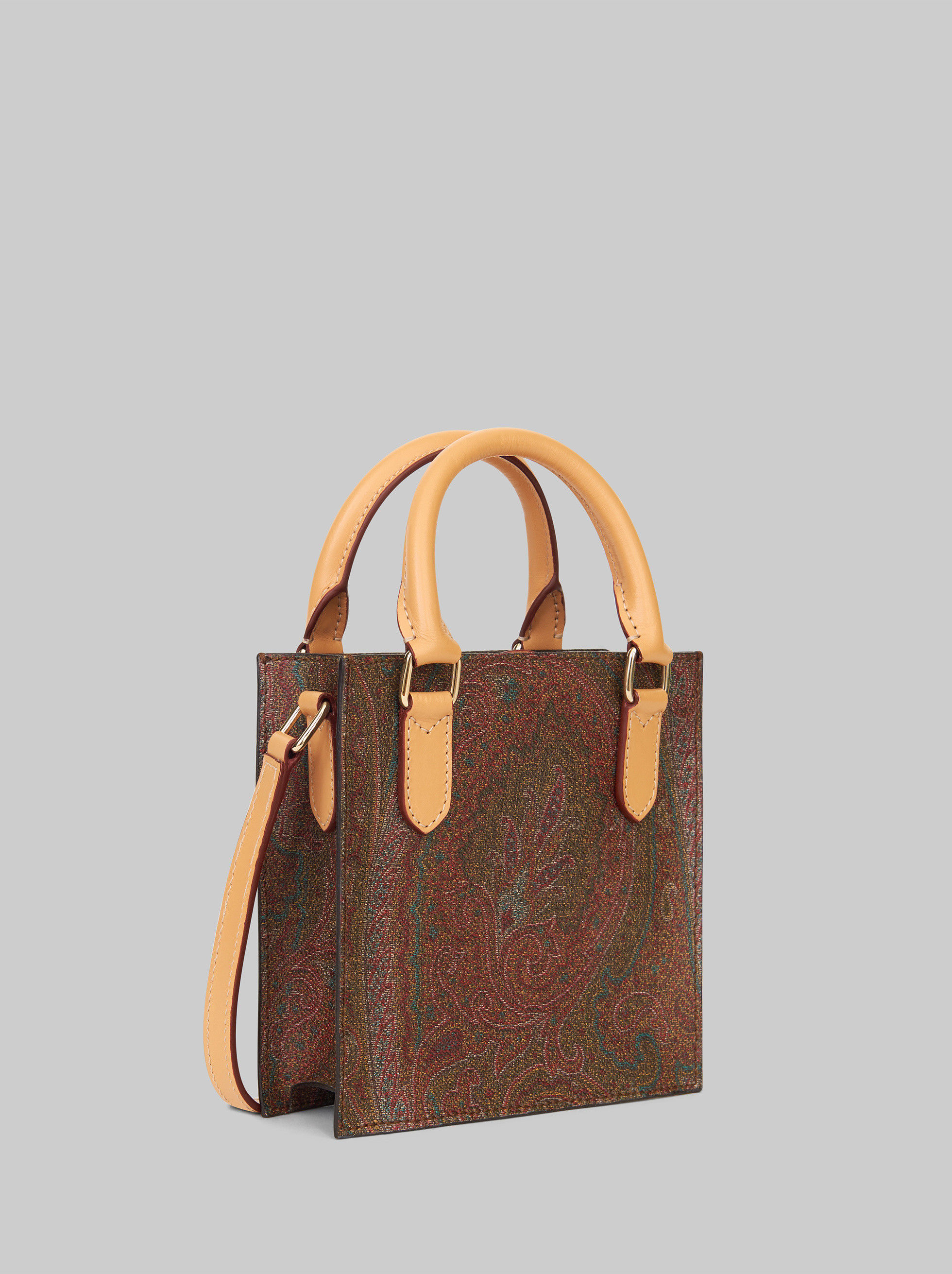 PAISLEY MINI TOTE BAG