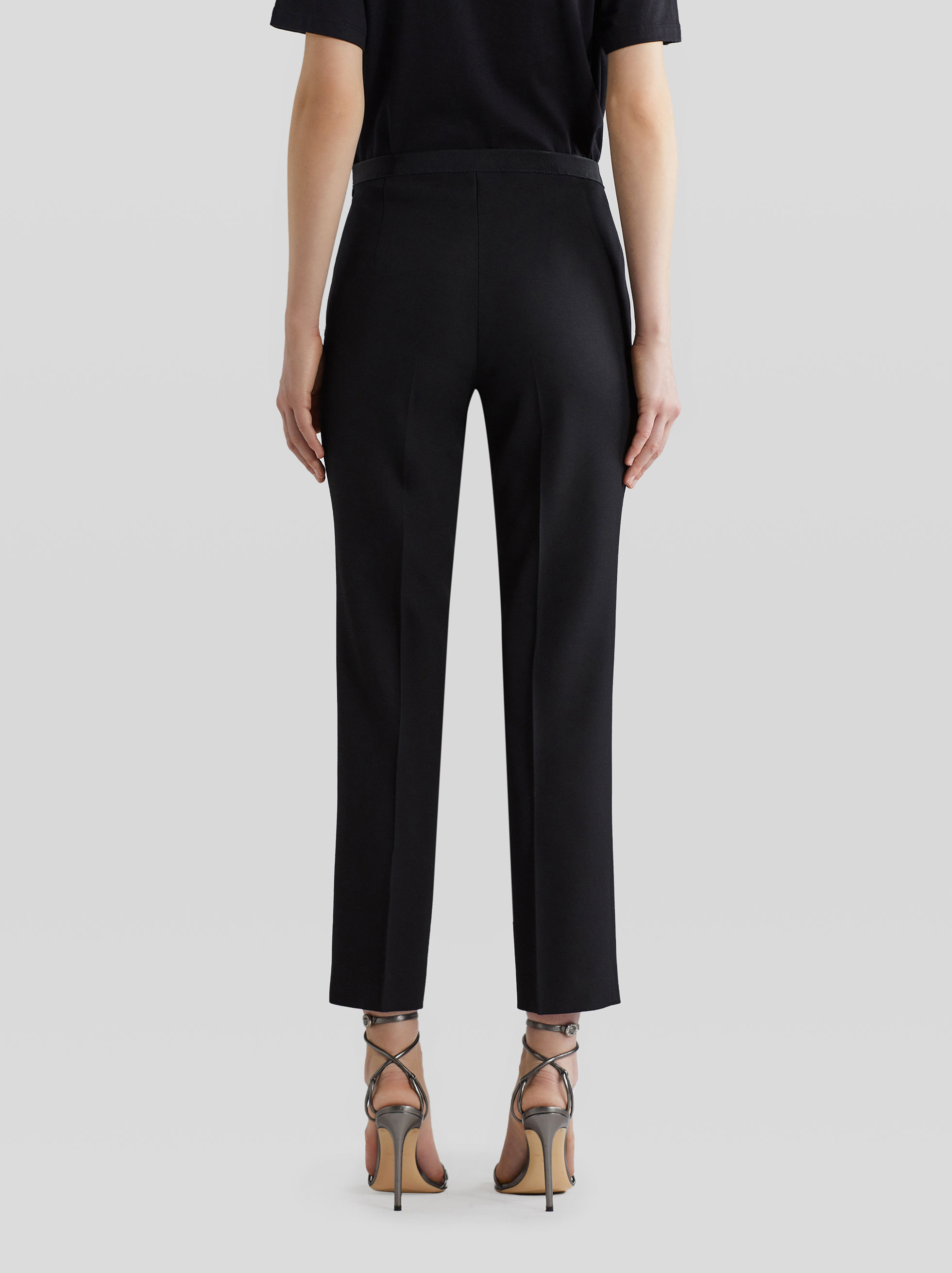 TAILORED TROUSERS WITH BAND