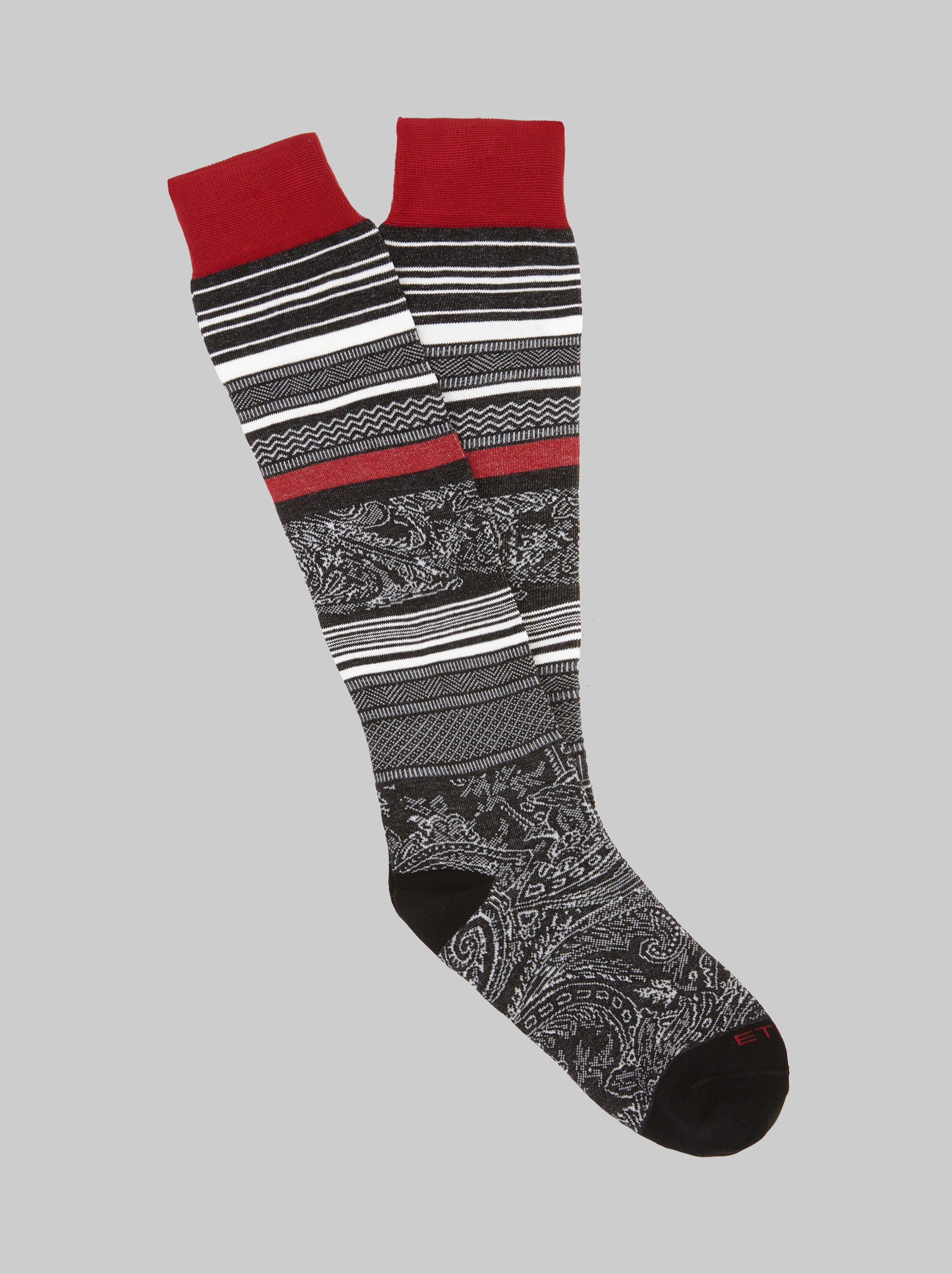LONG STRIPED SOCKS