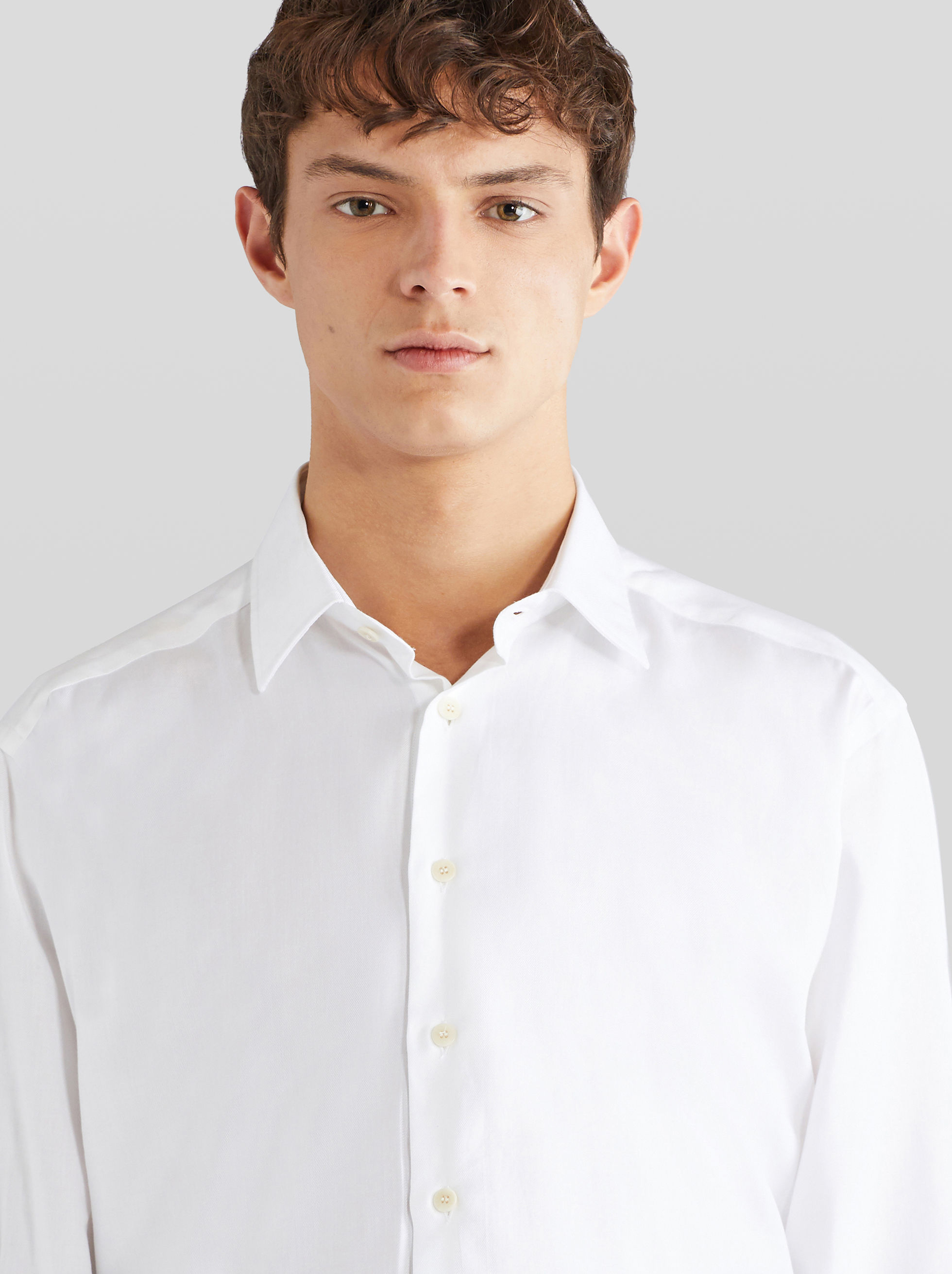 ORGANIC COTTON AND TENCEL ™ - LYOCELL BENETROESSERE SHIRT