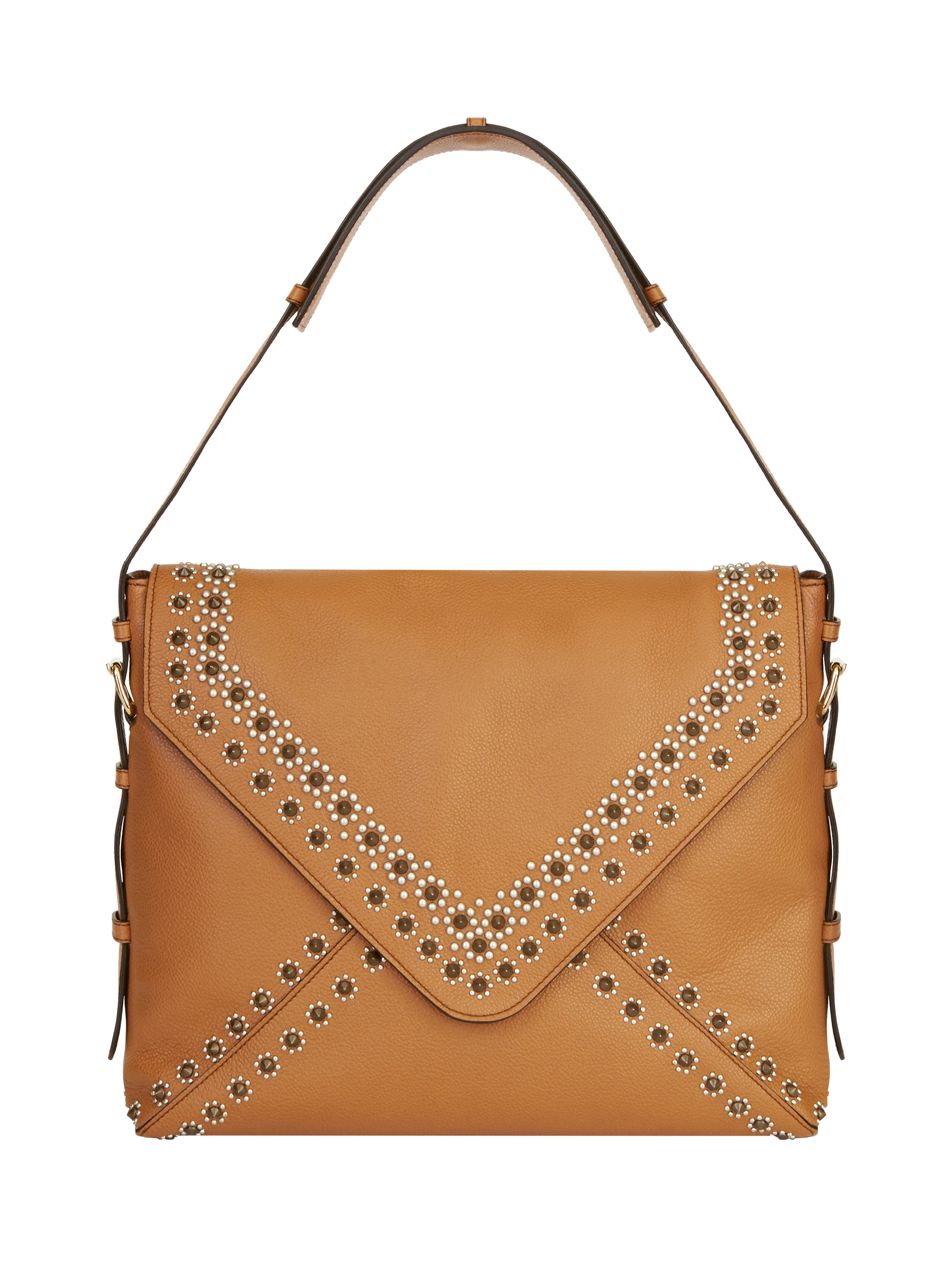 GOA BAG WITH LEATHER STUDS