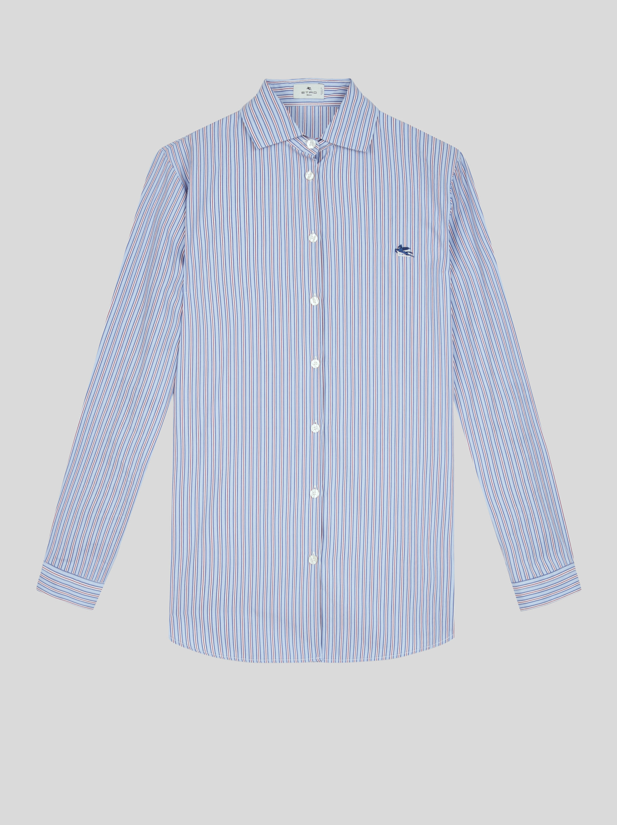 STRIPED SHIRT WITH PEGASO