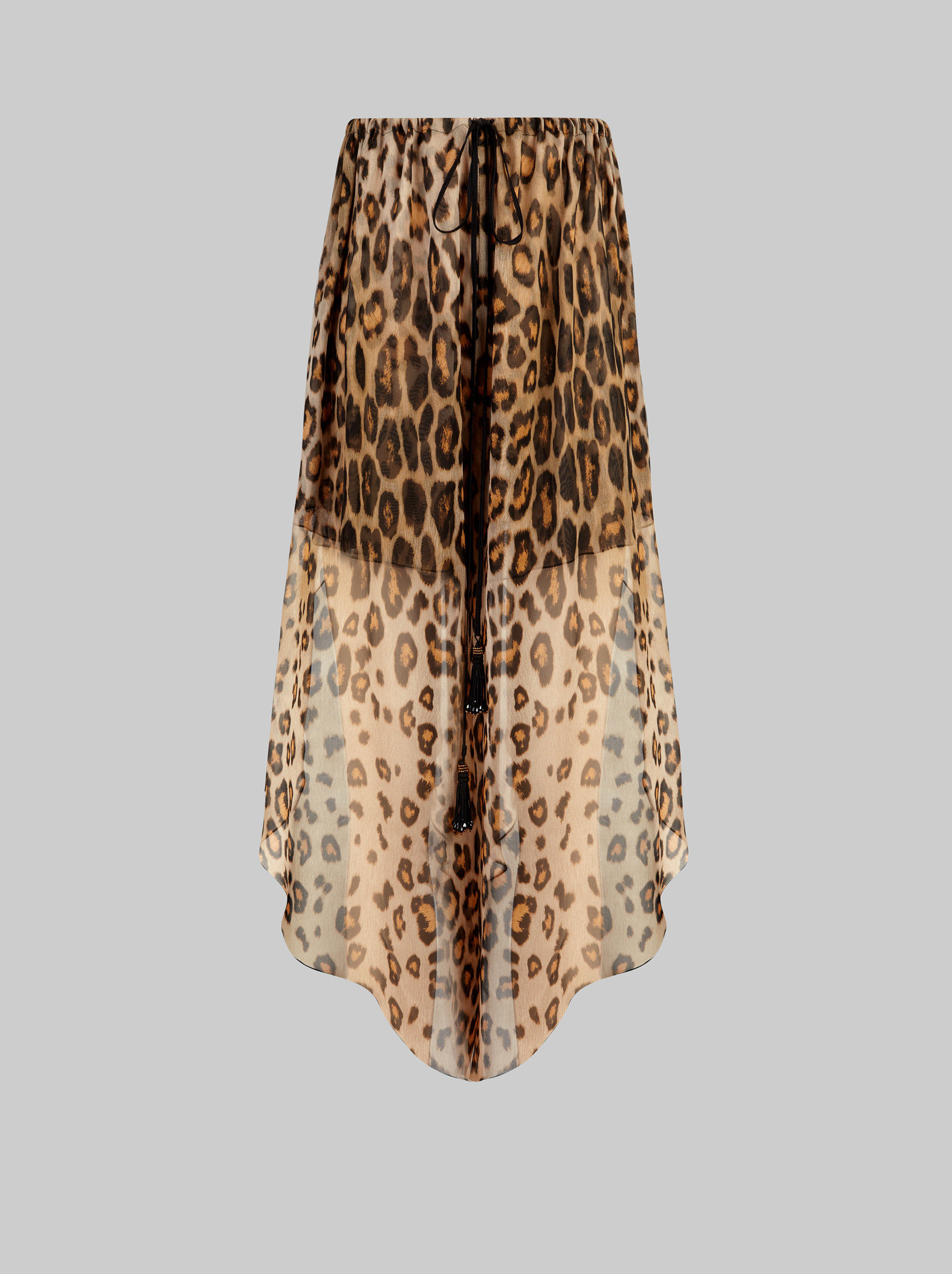 ANIMAL-PRINT CULOTTES