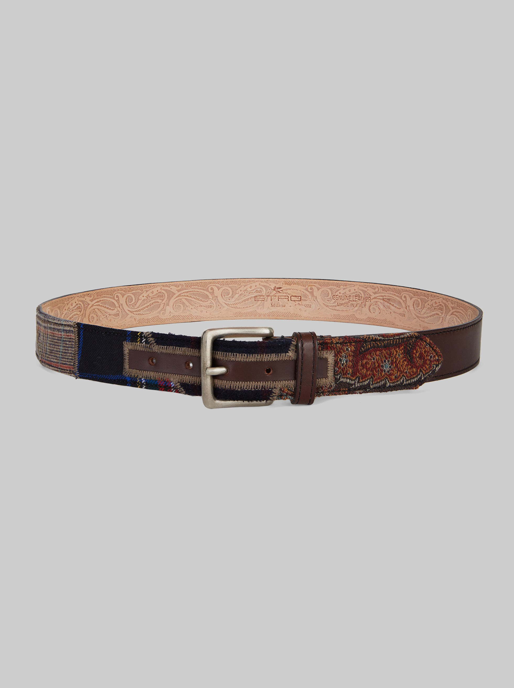 PATCHWORK BELT