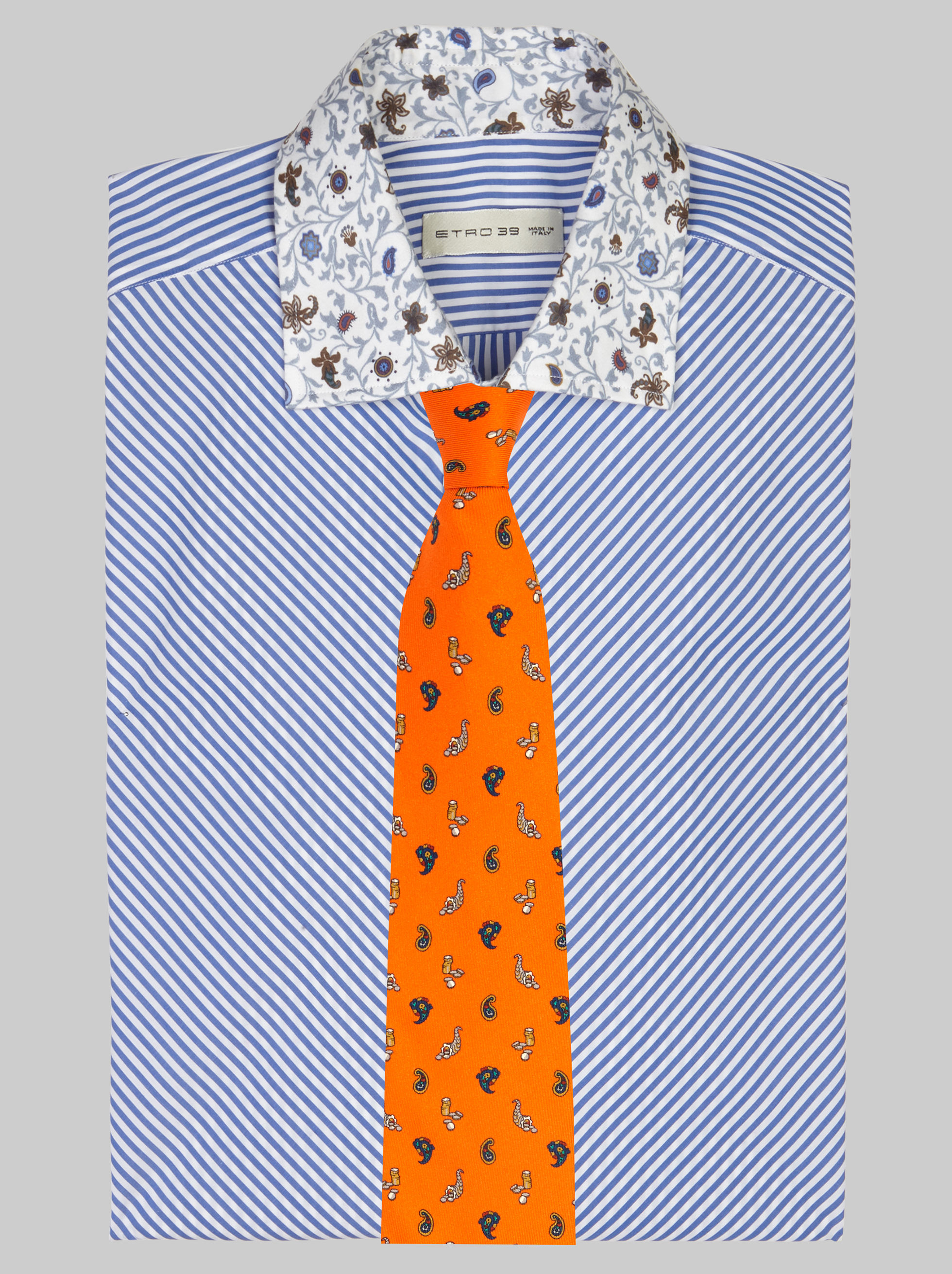 GODDESS OF FORTUNE-PRINT TIE