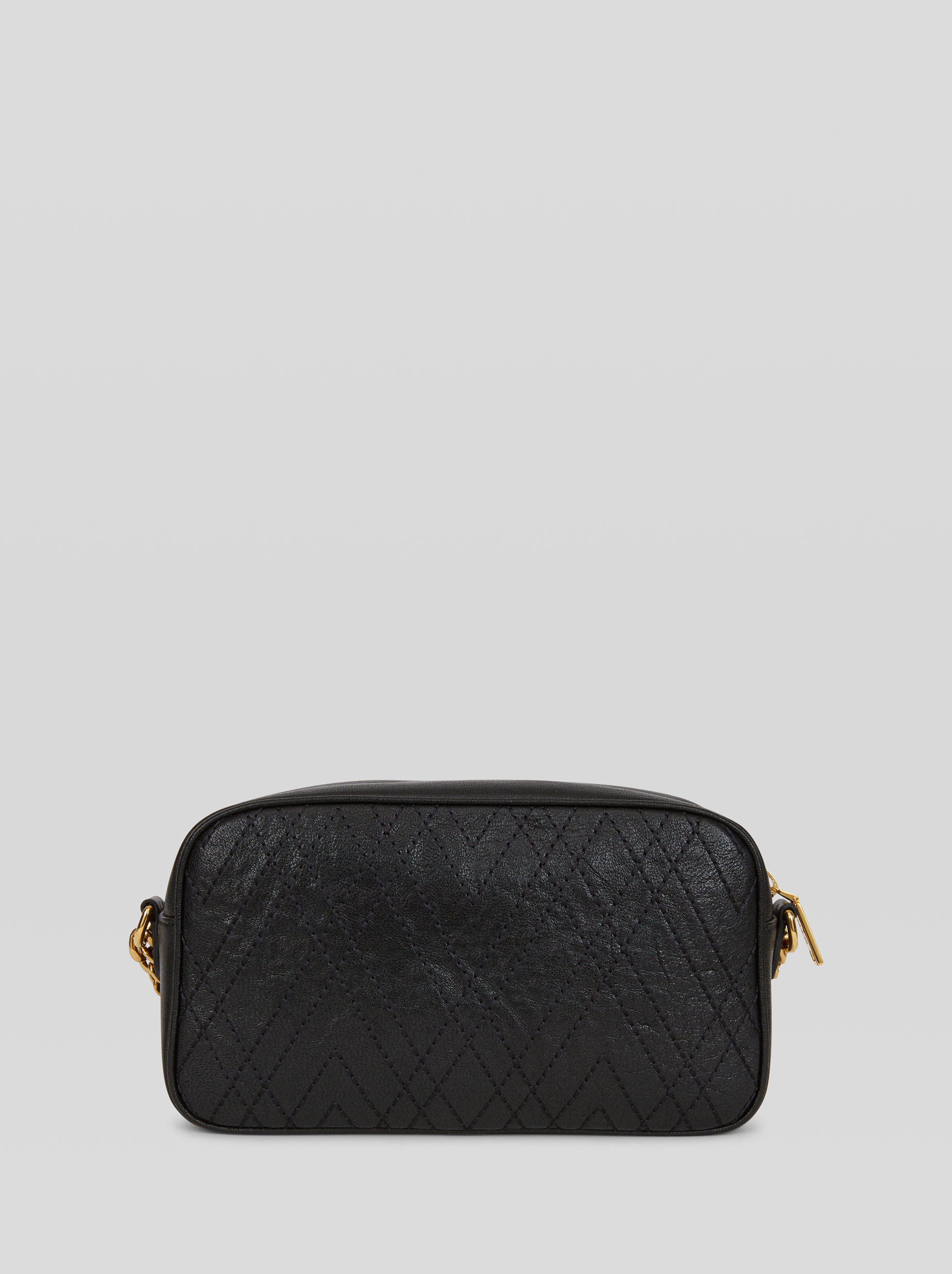 CHEVRON LEATHER PEGASO BAG