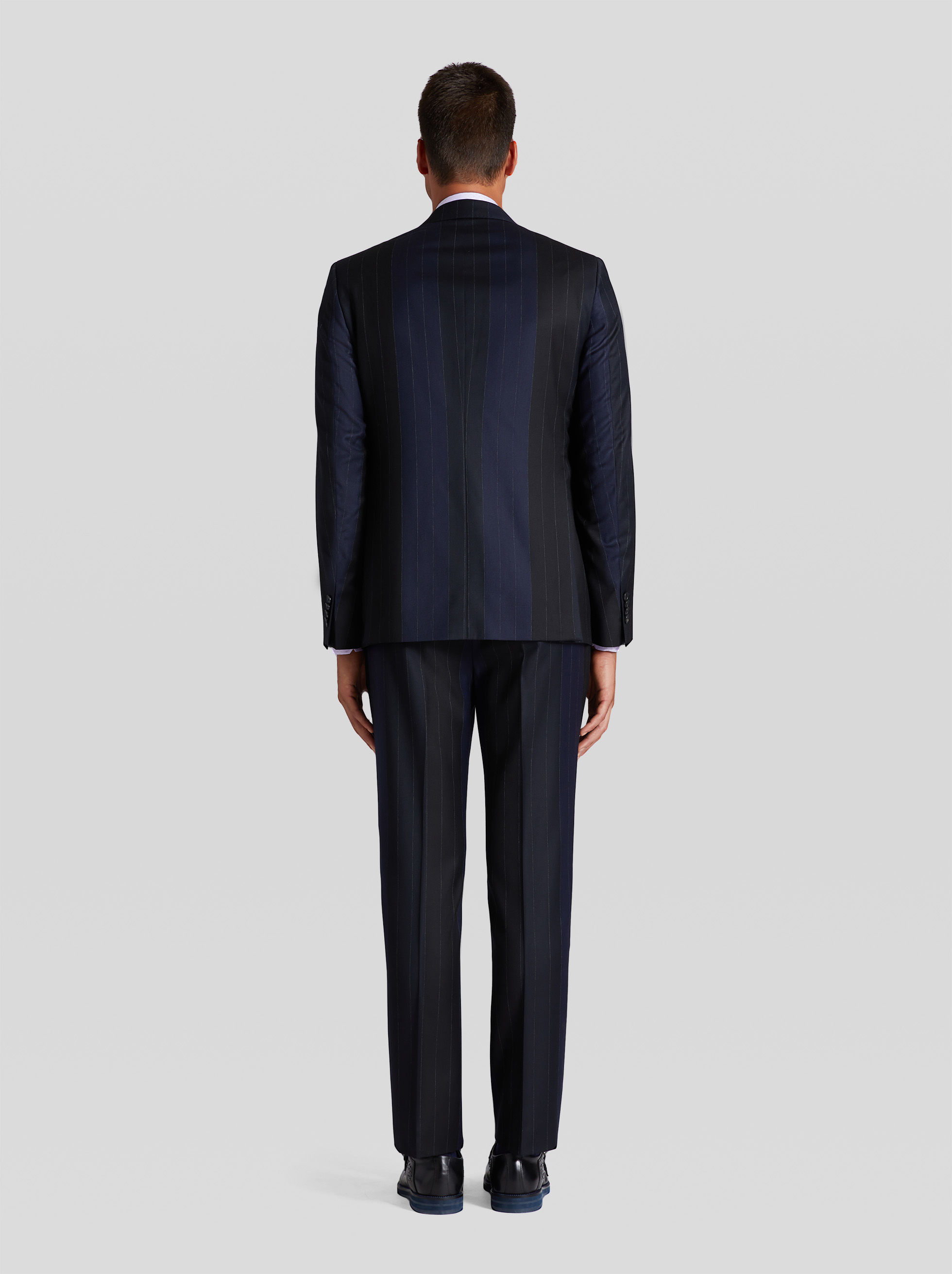 PINSTRIPE TAILORED SUIT