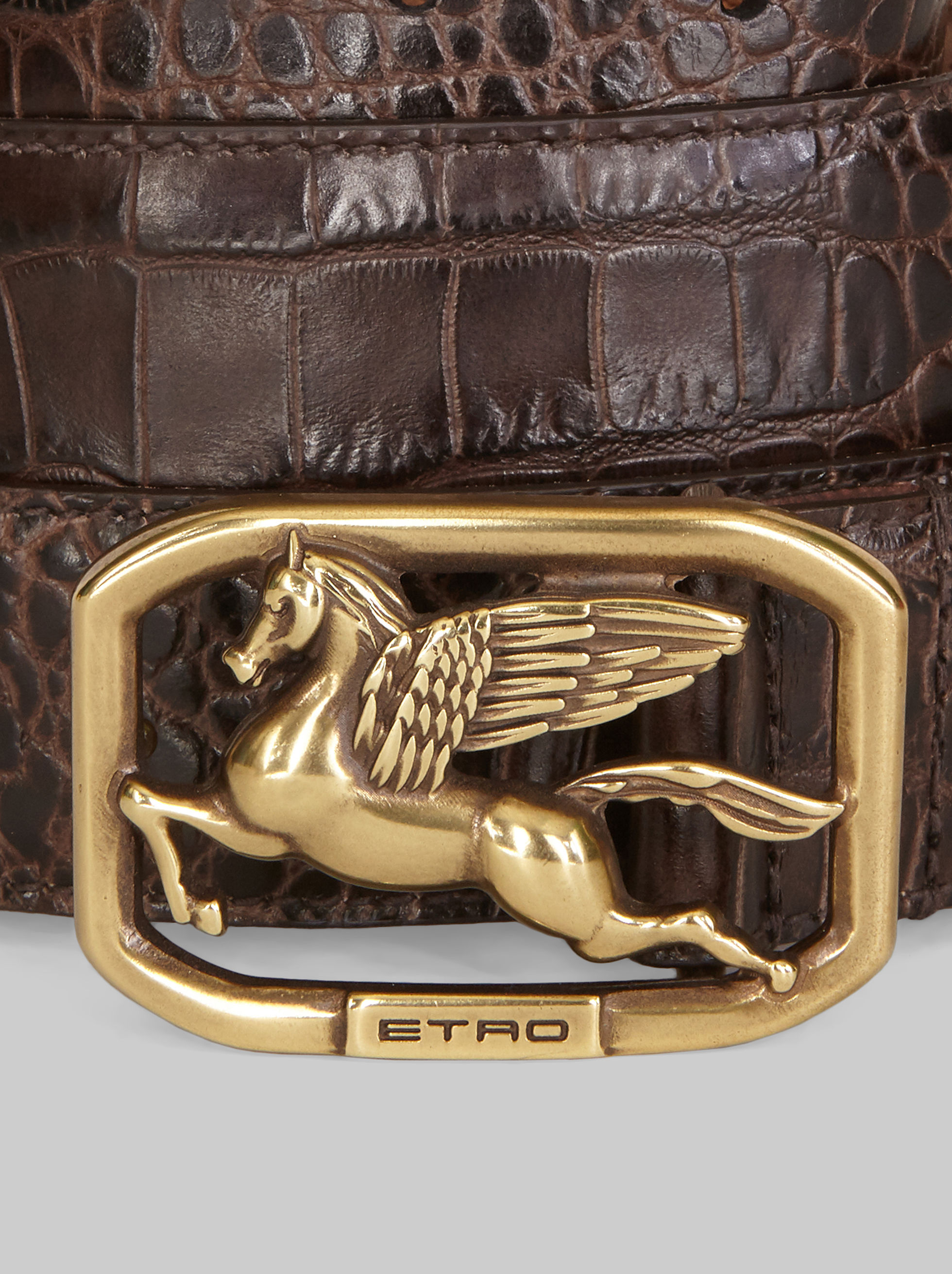 BELT WITH PEGASUS