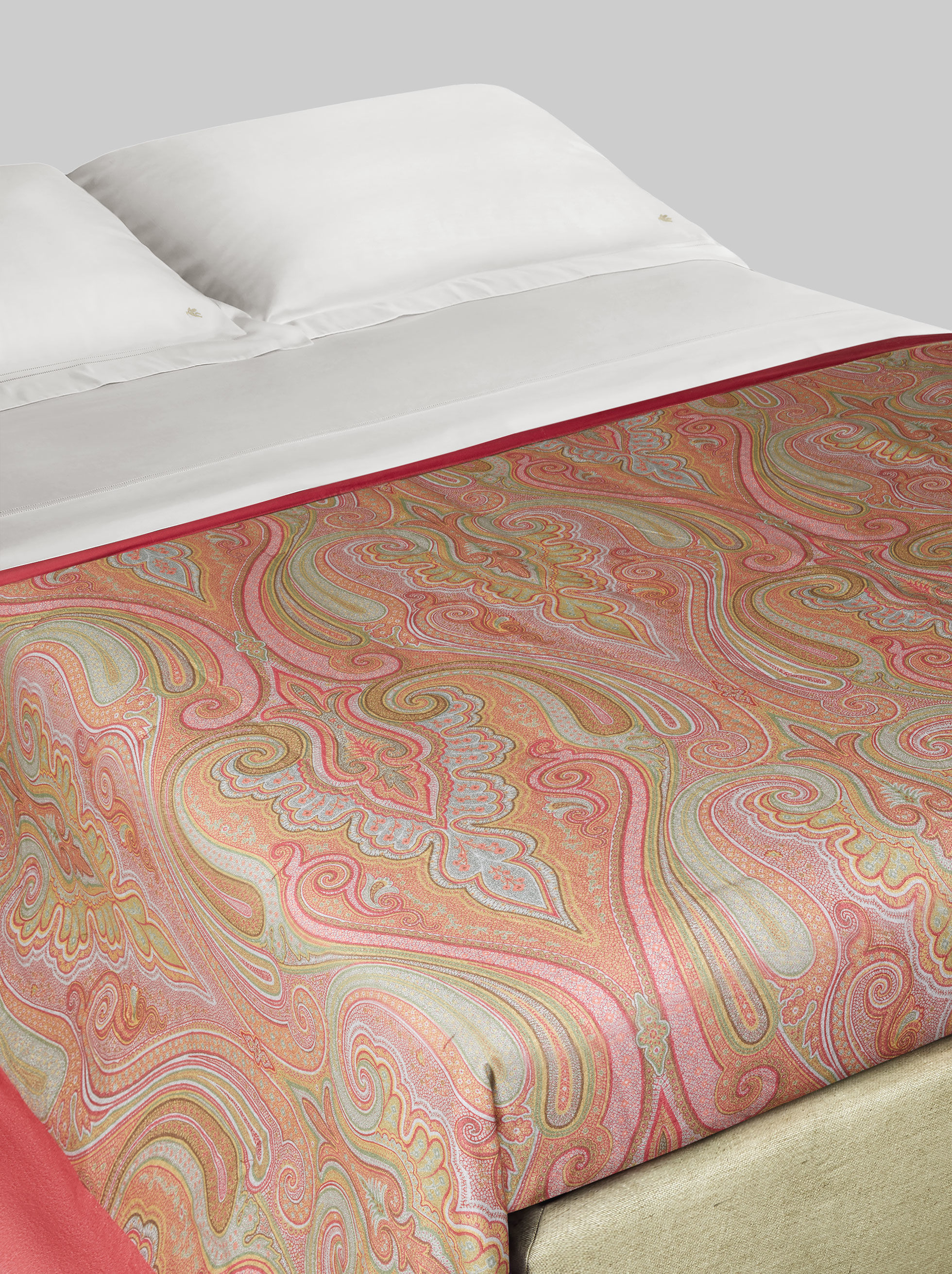 cheap for discount 57581 63c3f TRAPUNTA STAMPA PAISLEY