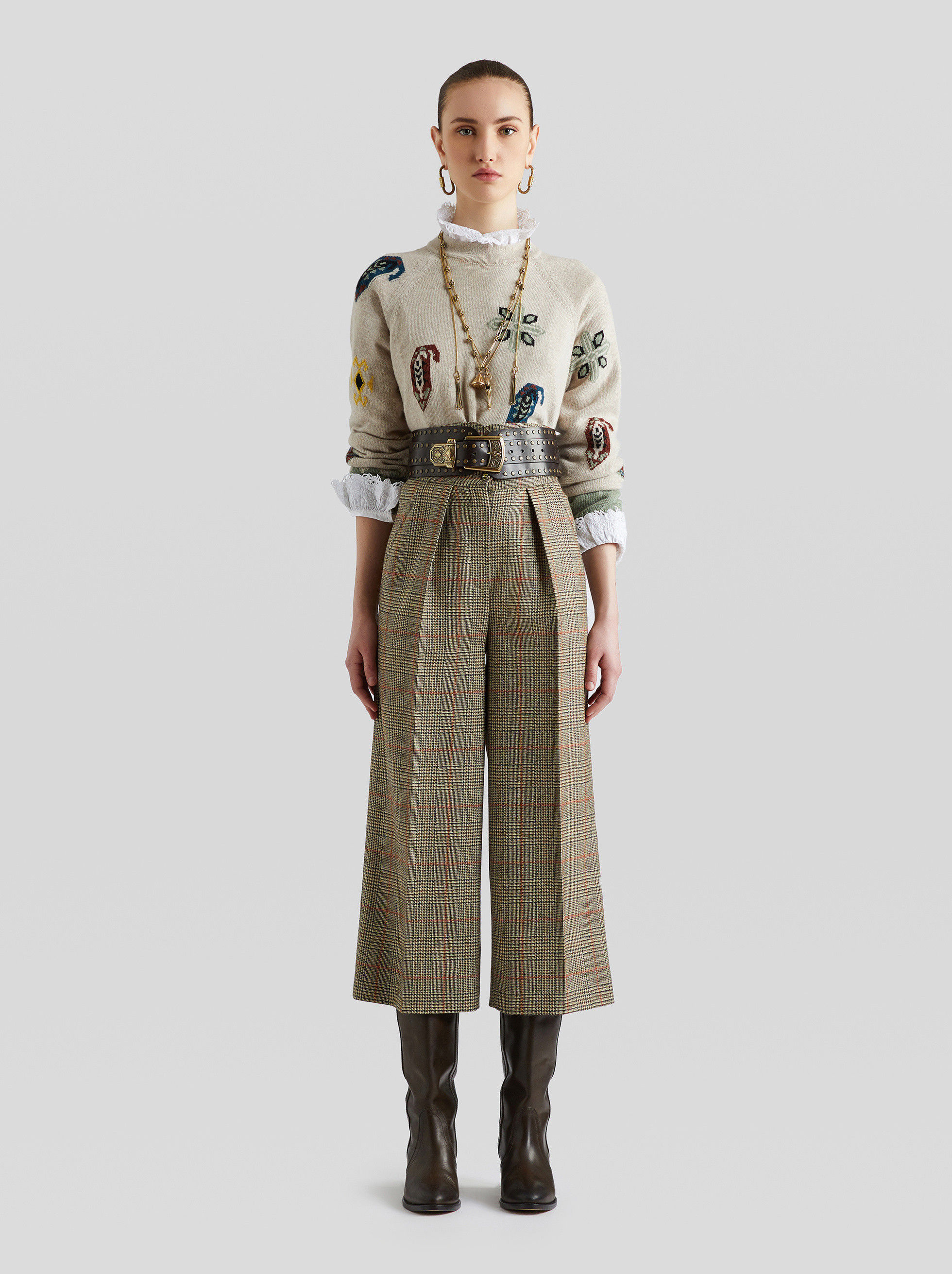 PRINCE OF WALES CULOTTES