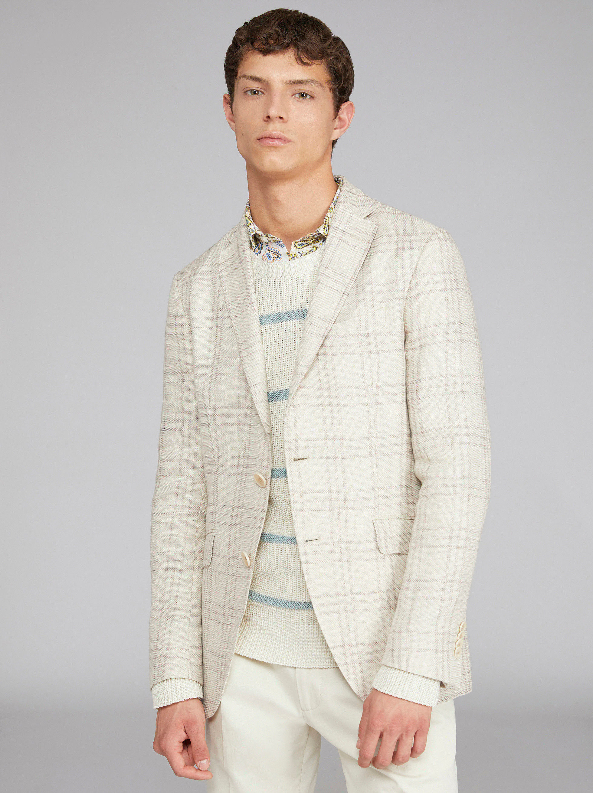 BENETROESSERE TAILORED JACKET