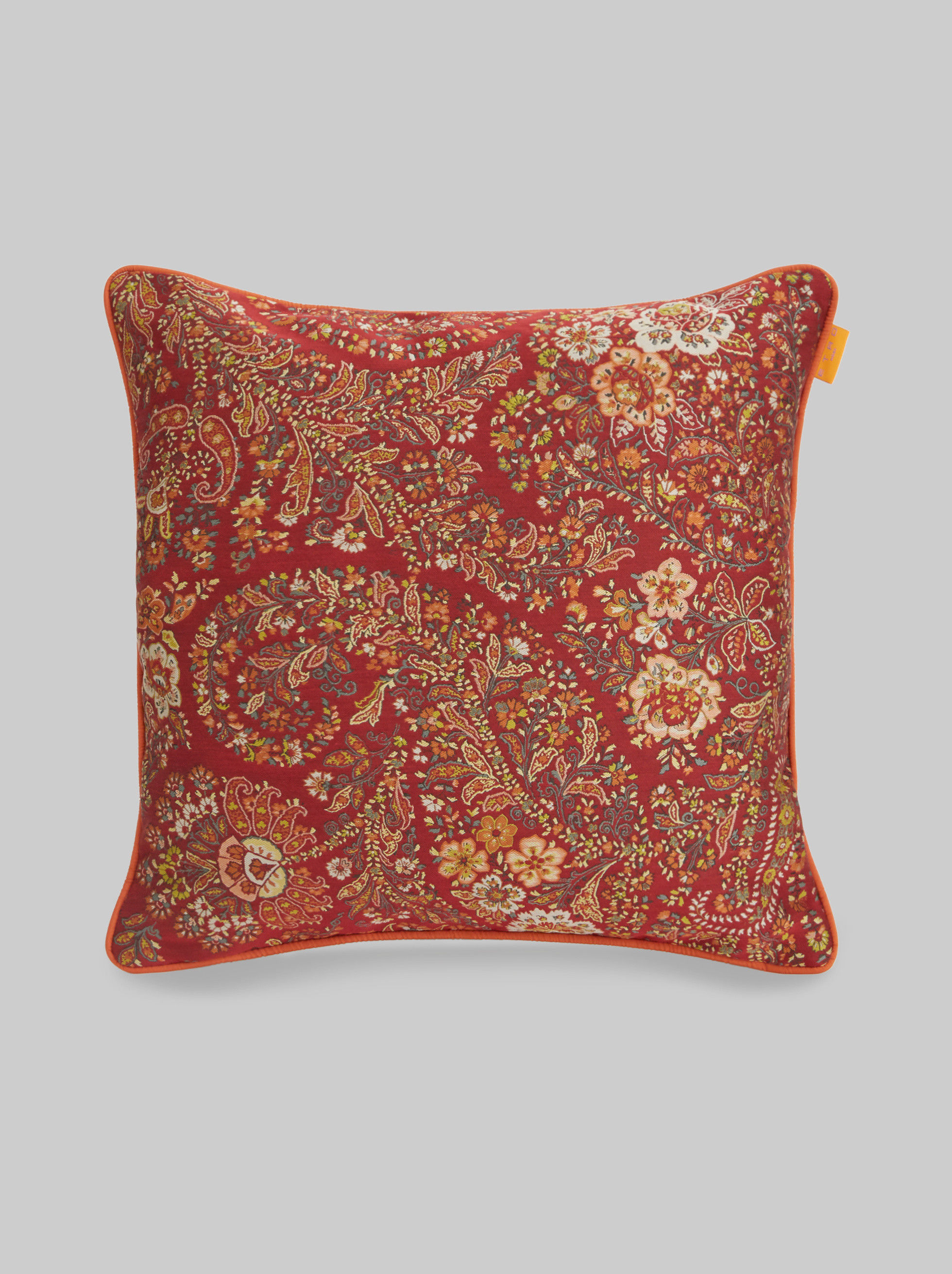 JACQUARD THROW PILLOW